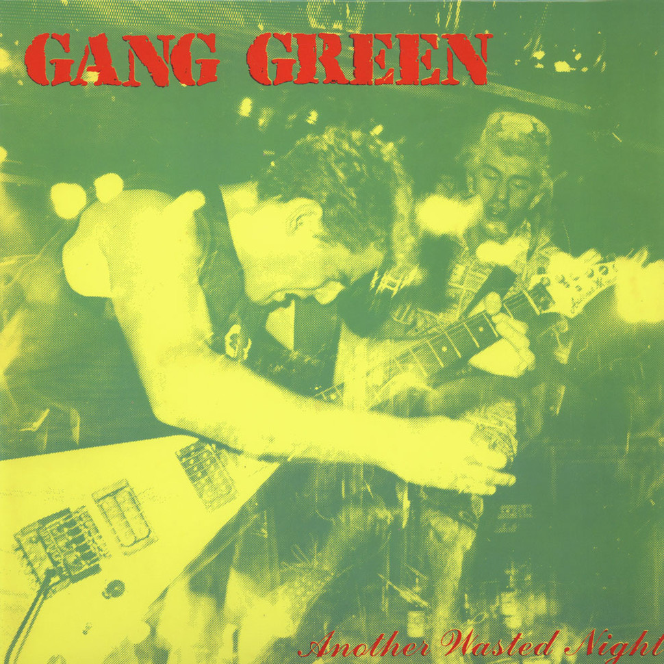 Gang Green - The Taang Years