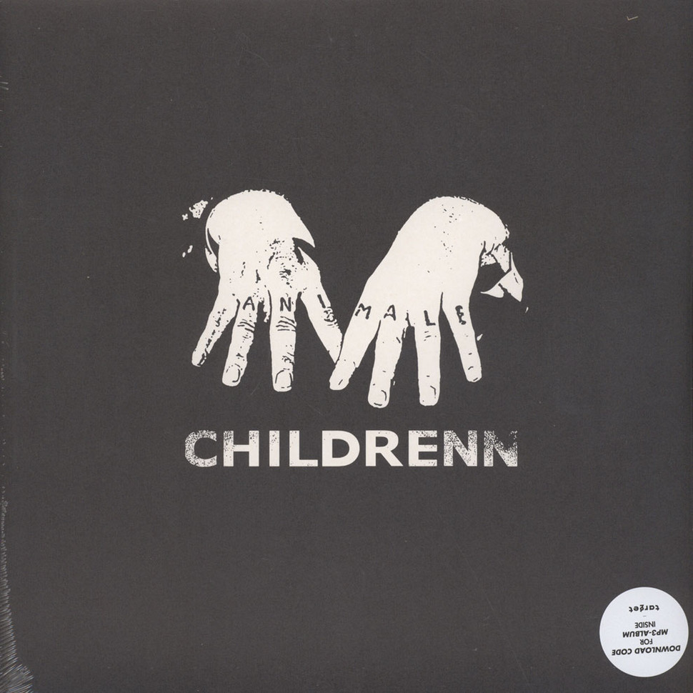Childrenn - Animale (Vinyl LP - 2016 - EU - Original)