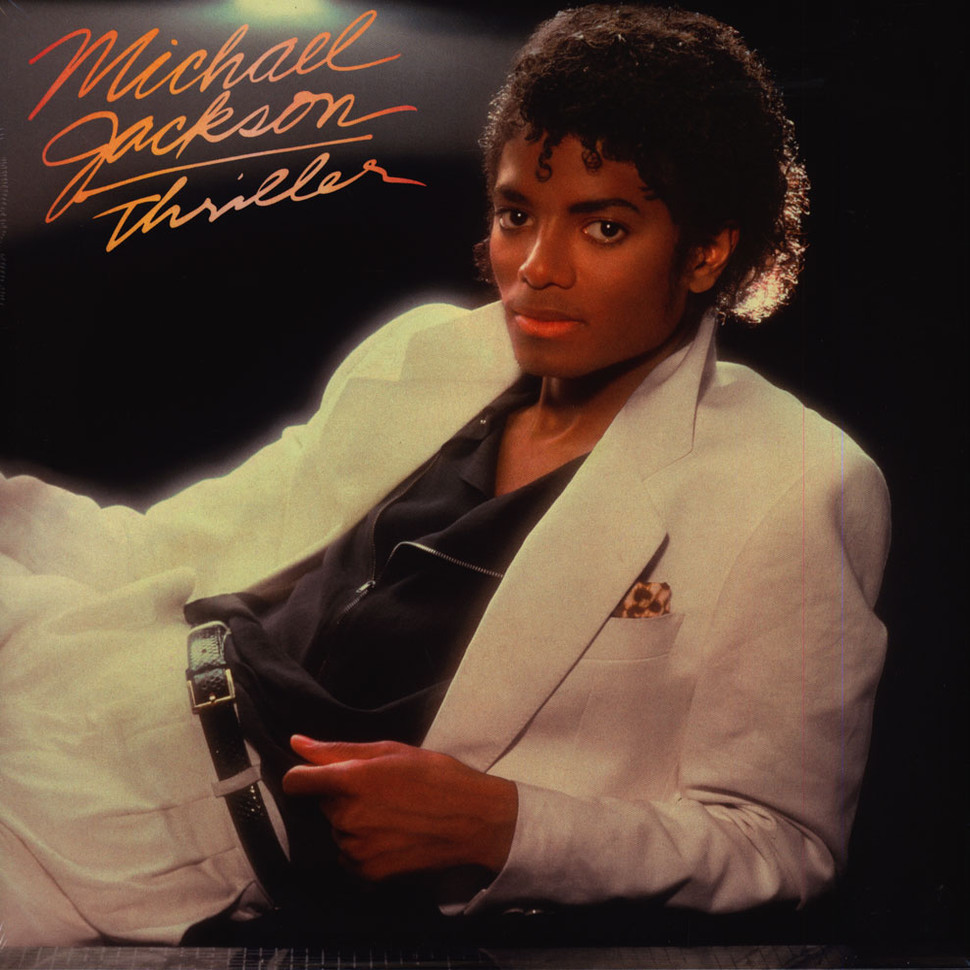 Michael Jackson - Thriller - Vinyl LP - 2016 - US ...