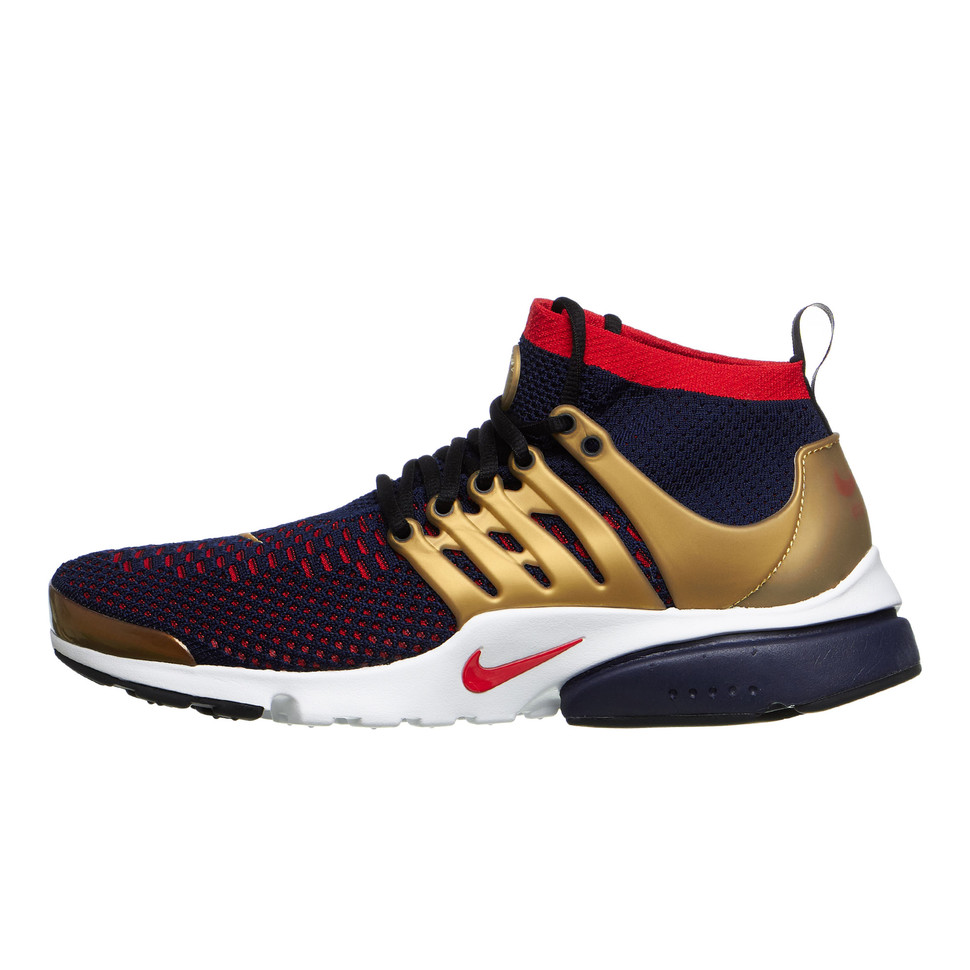 online store 52fc1 9467c Nike. Air Presto Ultra Flyknit (Olympic Pack) (College Navy ...