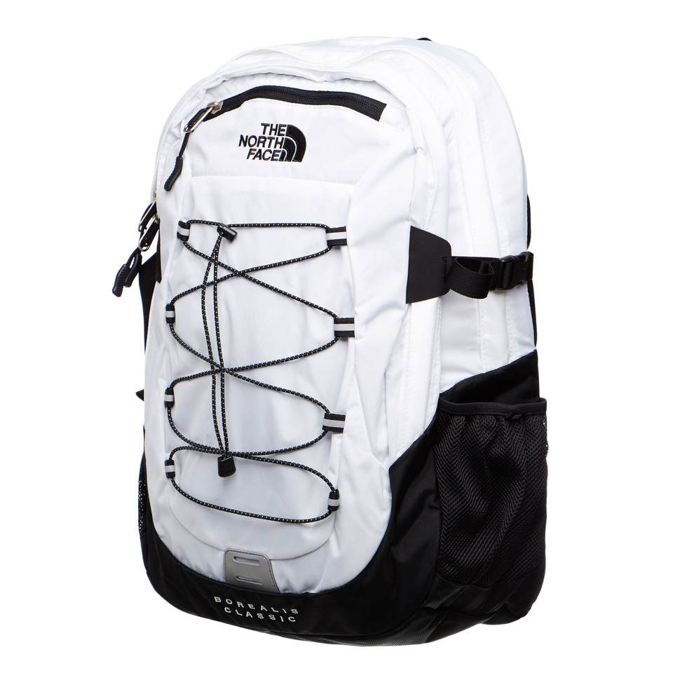 The North Face - Borealis Classic Backpack Tnf Black  Tnf White  Hhv-2424