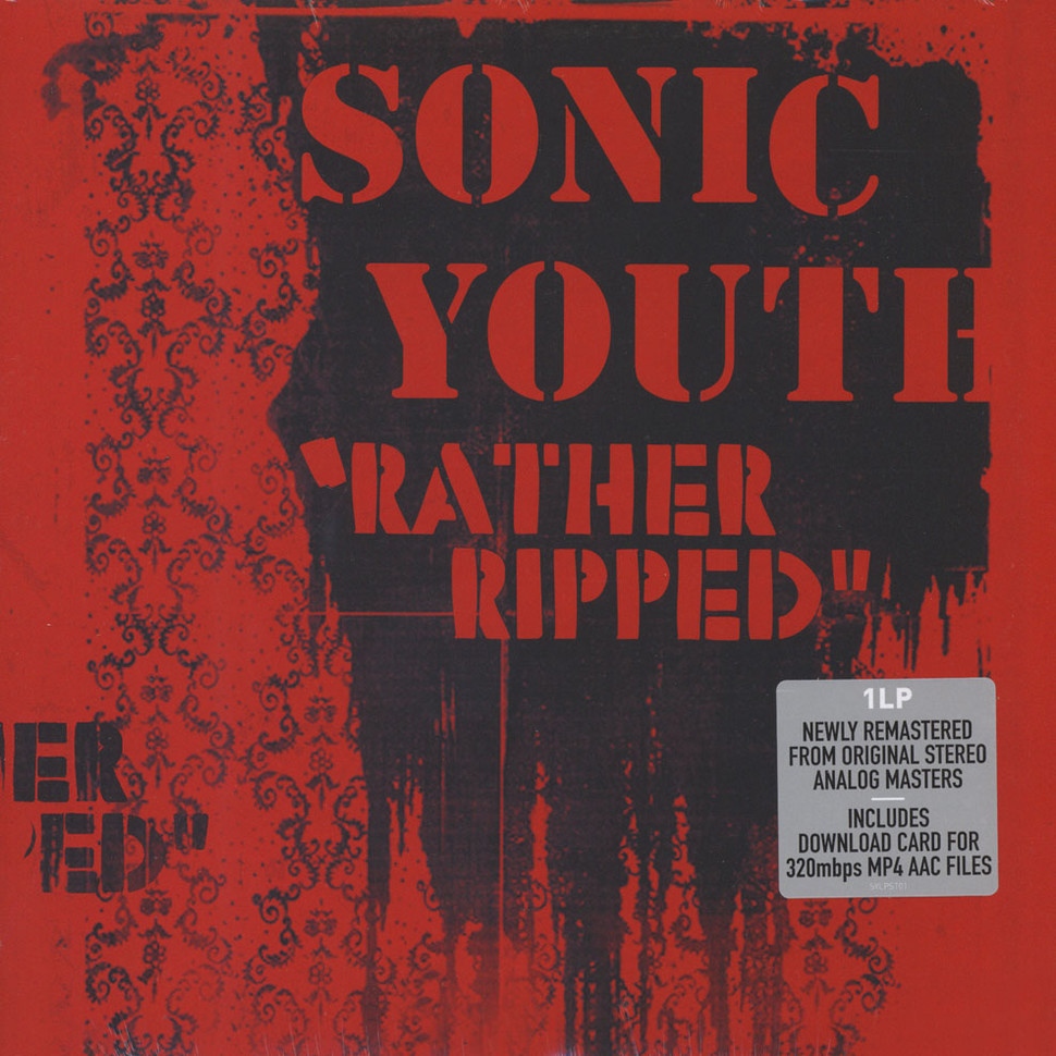 Sonic Youth - Rather Ripped (Vinyl LP - 2006 - US - Reissue)