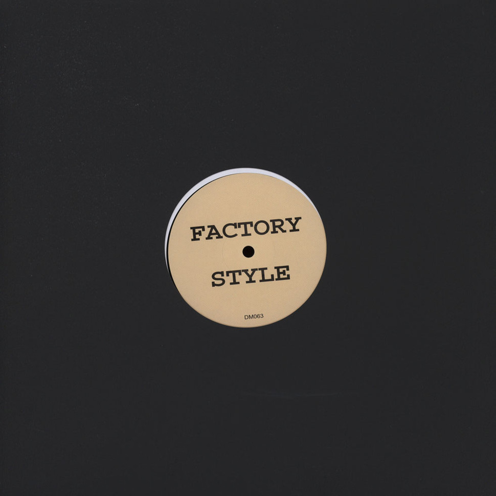 Jammin 39 the house gerald factory style vinyl 12 for What do you know about acid house music