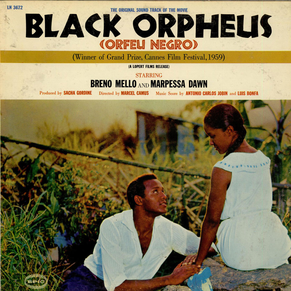 black orpheus and the epic of Marcel camus's filmic reinterpretation of the greek legend of orpheus and eurydice reaches epic dramatic heights and dark emotional depths in this winner of the.