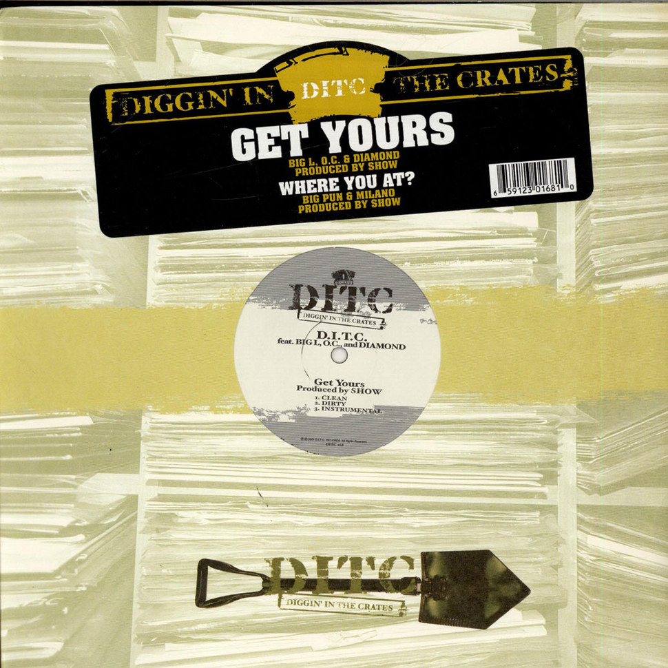 D I T C  - Get Yours