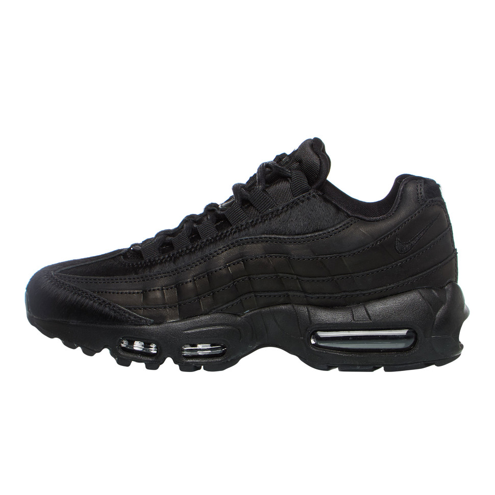 Nike Wmns Air Max 95 PRM Black Pony