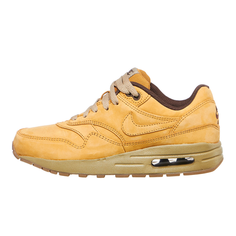 Nike Air Max 1 GS Wheat Pack (Bronze) 888166 700