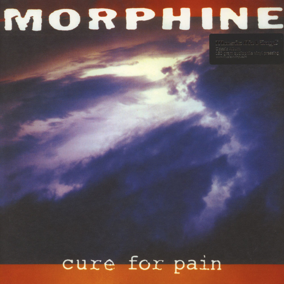morphine - cure for pain - vinyl lp - 1993 - eu