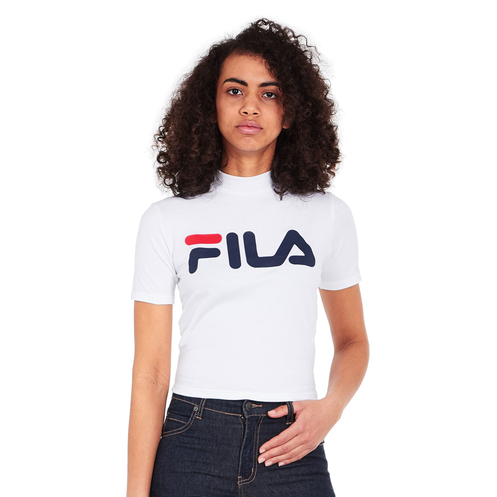 fila every turtle tee bright white hhv. Black Bedroom Furniture Sets. Home Design Ideas