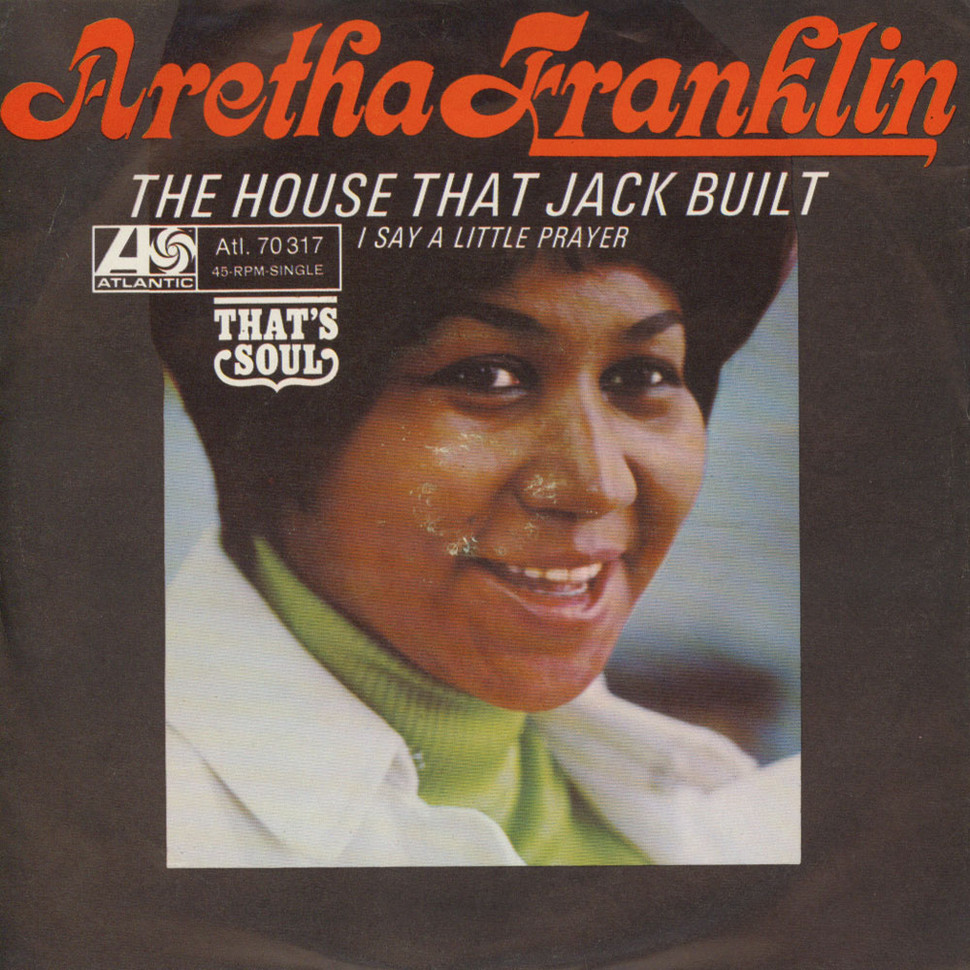 aretha franklin i say a little prayer - 697×686