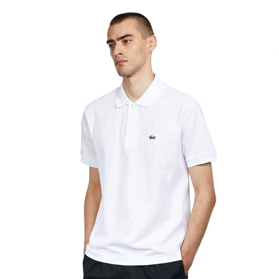 LACOSTE Basic Original Fit Polo Shirt