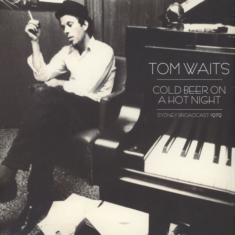 Tom Waits Cold Beer On A Hot Night Vinyl 2lp 2017