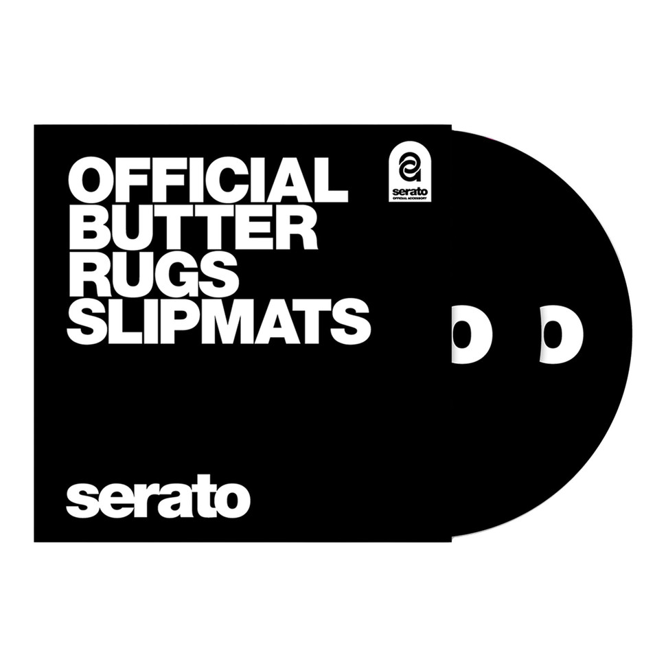 Serato X Thud Rumble Butter Rugs 12 Quot Slipmats Hhv