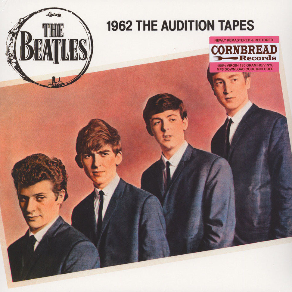 Beatles, The - 1962 The Audition Tapes (Vinyl LP - 2017 - EU - Original)