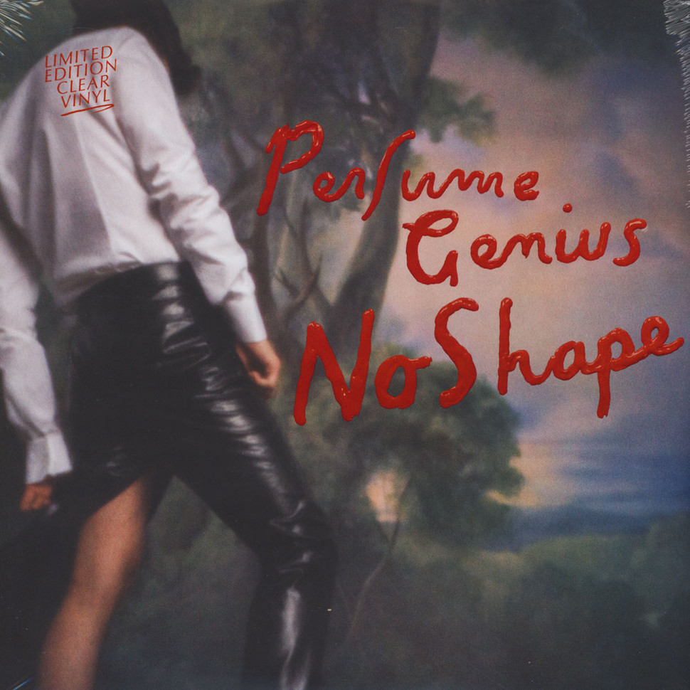 Perfume Genius No Shape Clear Vinyl Edition Vinyl 2lp
