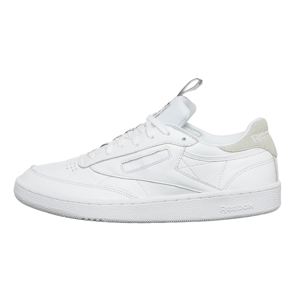 3a705a23d49f Reebok. Club C 85 (Iconic Taping Pack) (White   Skull Grey   Black)