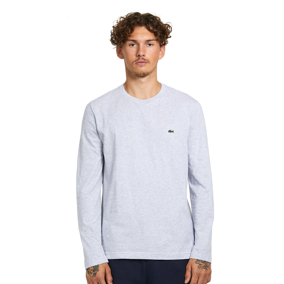 LACOSTE Crocodile Embroidered Longsleeve