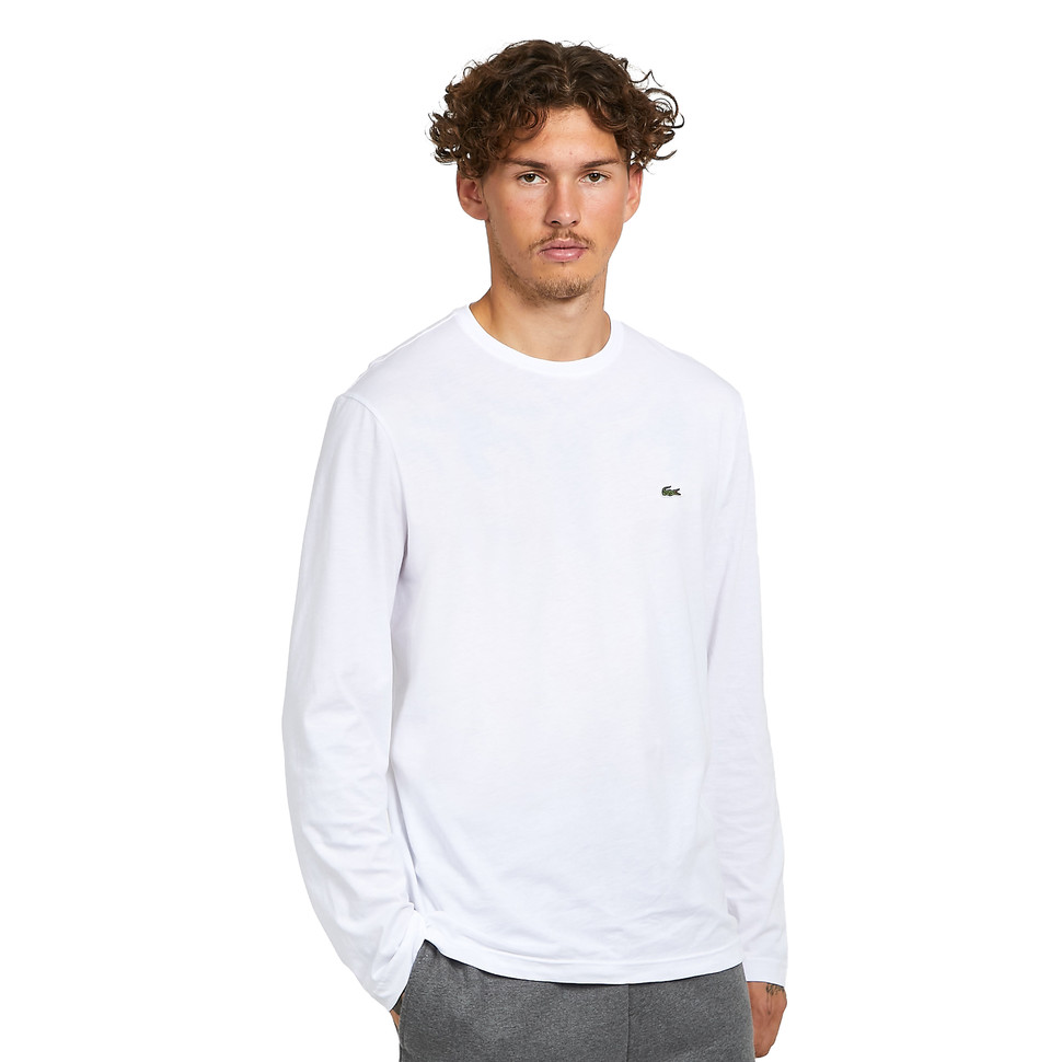 LACOSTE Crocodile Embroidered Longsleeve | LACOSTE SALE
