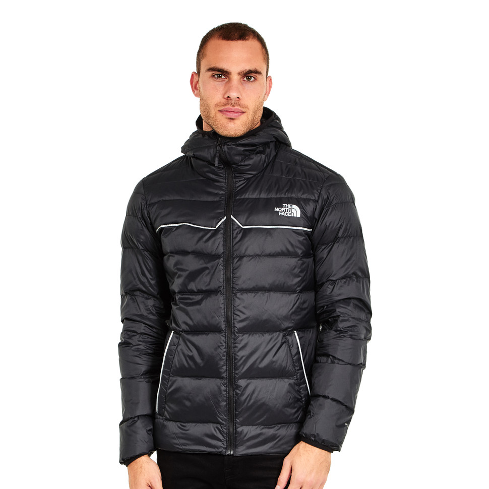 c71482808b3df The North Face - West Peak Down Jacket (Tnf Black   Silver ...