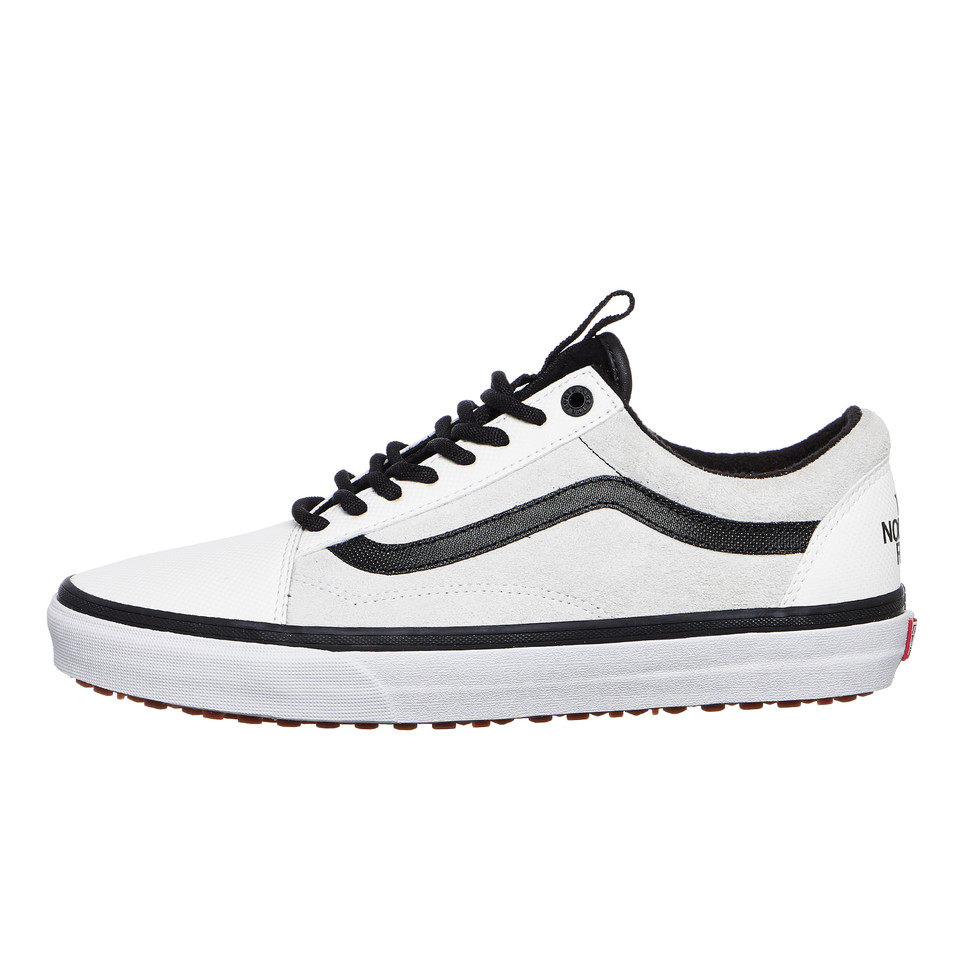 48ff26e2082439 Vans x The North Face - Old Skool MTE DX (Tnf   True White   Black ...