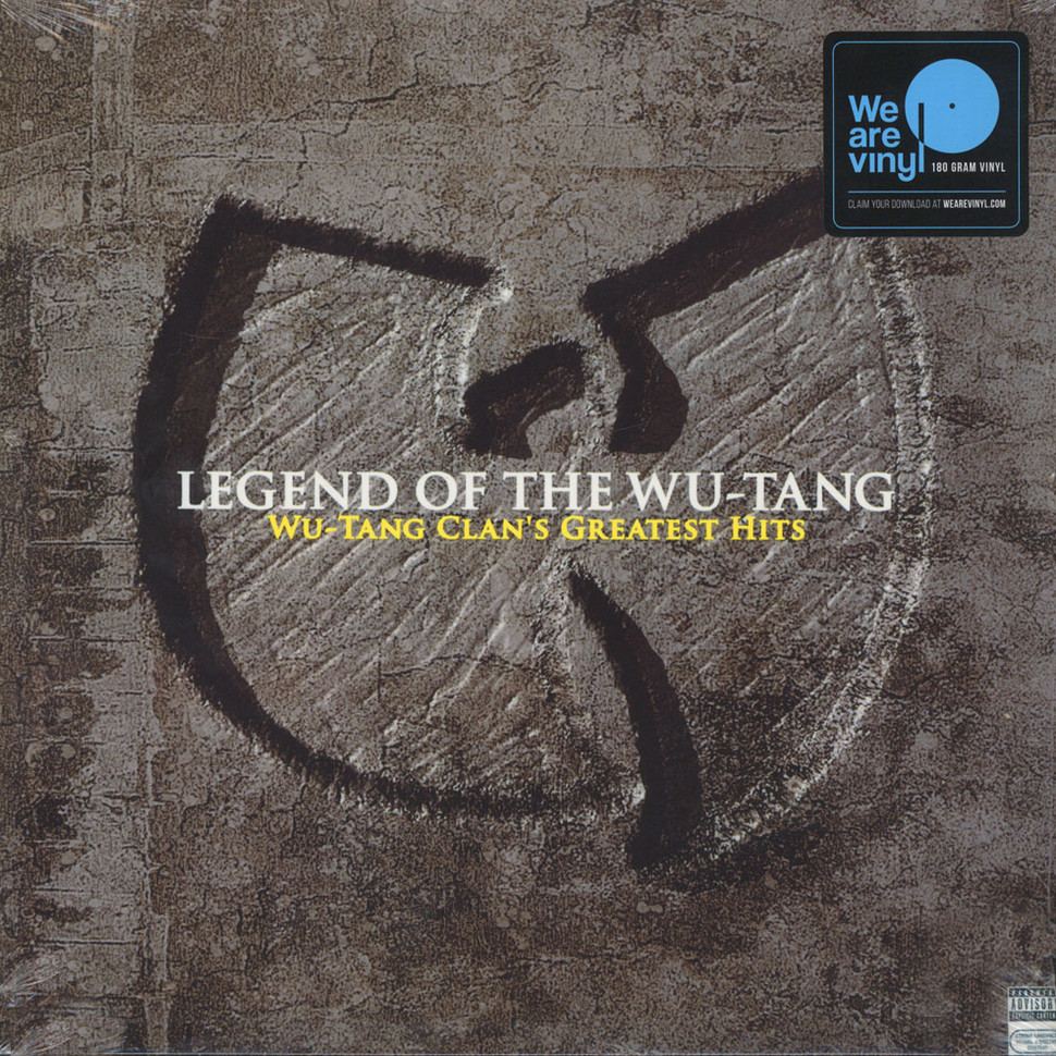 Wu Tang Clan Legend Of The Wu Tang Greatest Hits