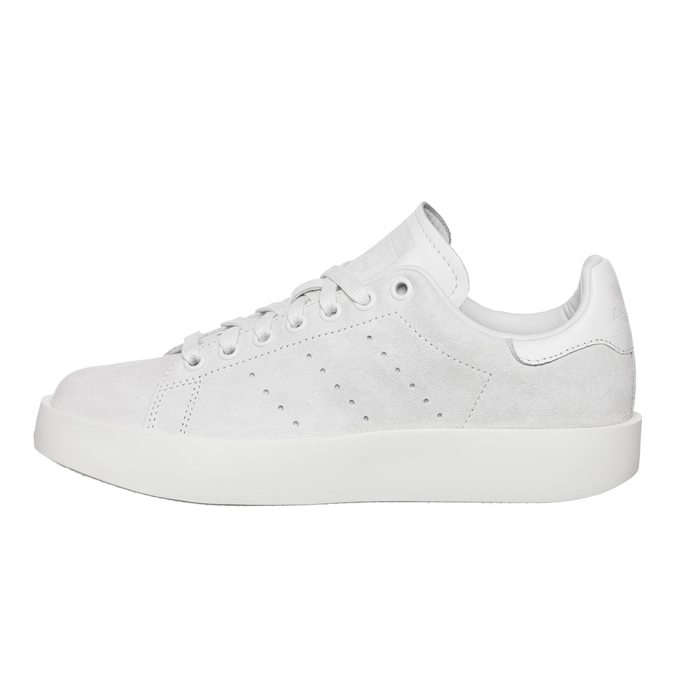 Adidas stan smith in grassetto (crystal white / crystal white / off