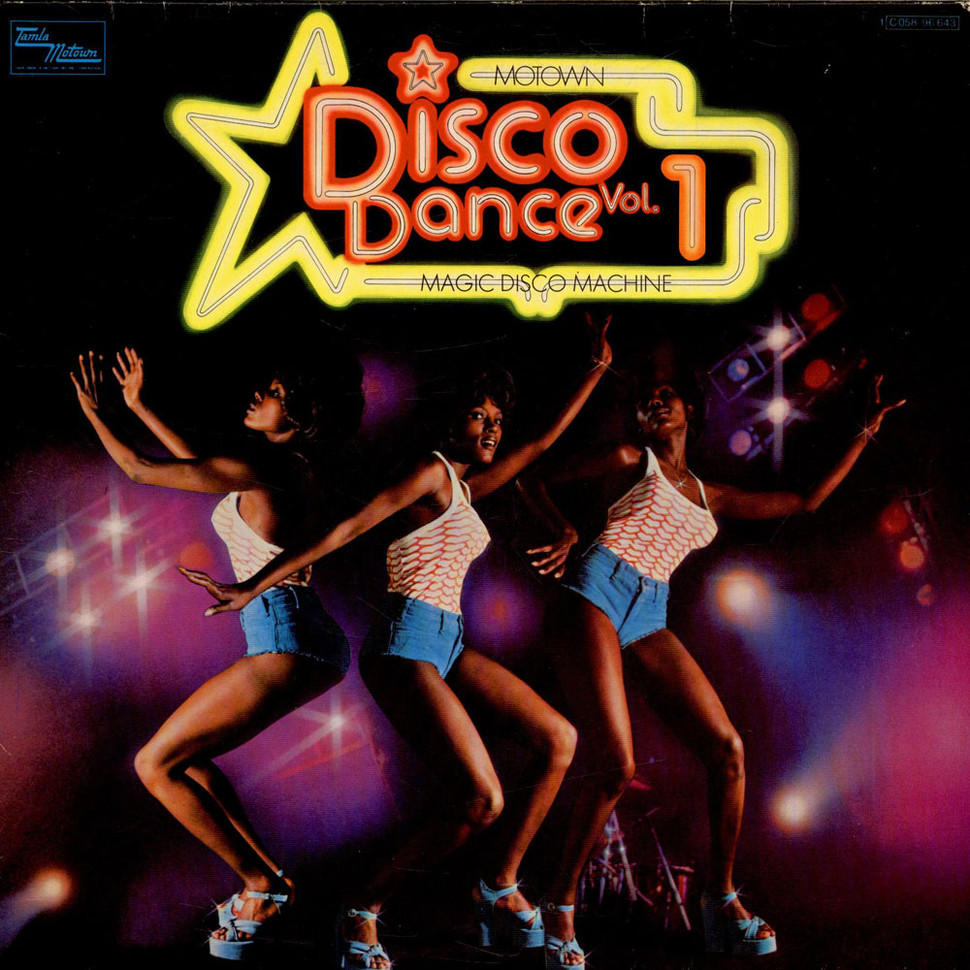 disco dance steps - 600×591