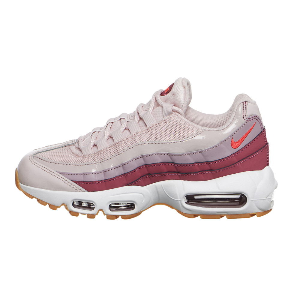 4a35c1c6f83 Nike - WMNS Air Max 95 (Barely Rose   Hot Punch   Vintage Wine ...