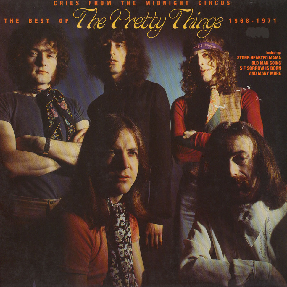 Pretty Things The Cries From The Midnight Circus The