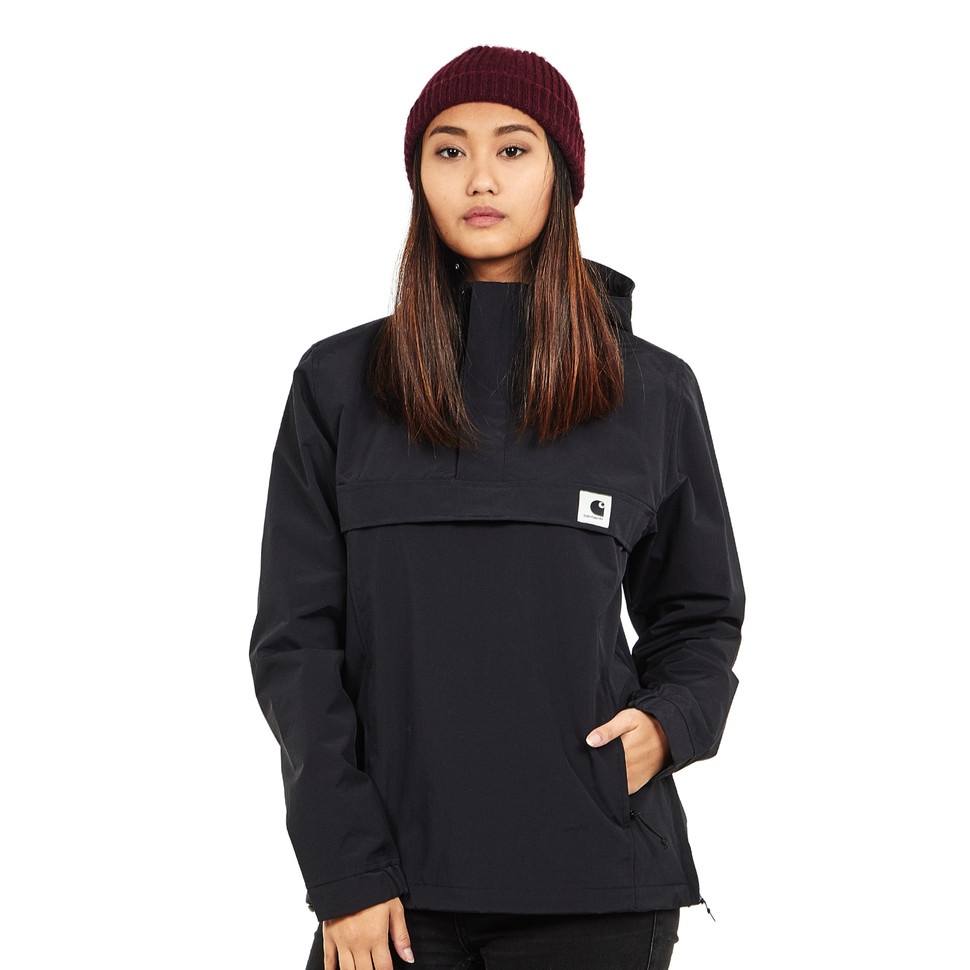 carhartt wip w 39 nimbus pullover black hhv. Black Bedroom Furniture Sets. Home Design Ideas