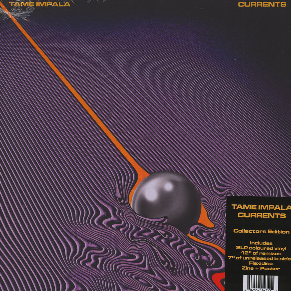 Tame Impala Currents Collector S Edition Vinyl Box Set