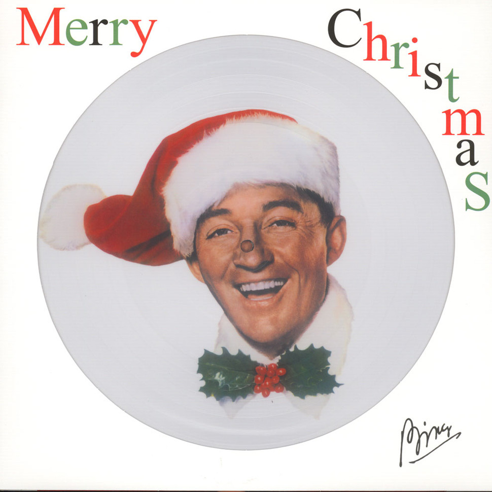 Bing Crosby - Merry Christmas Picture Disc Edition - Vinyl LP - 2017 ...