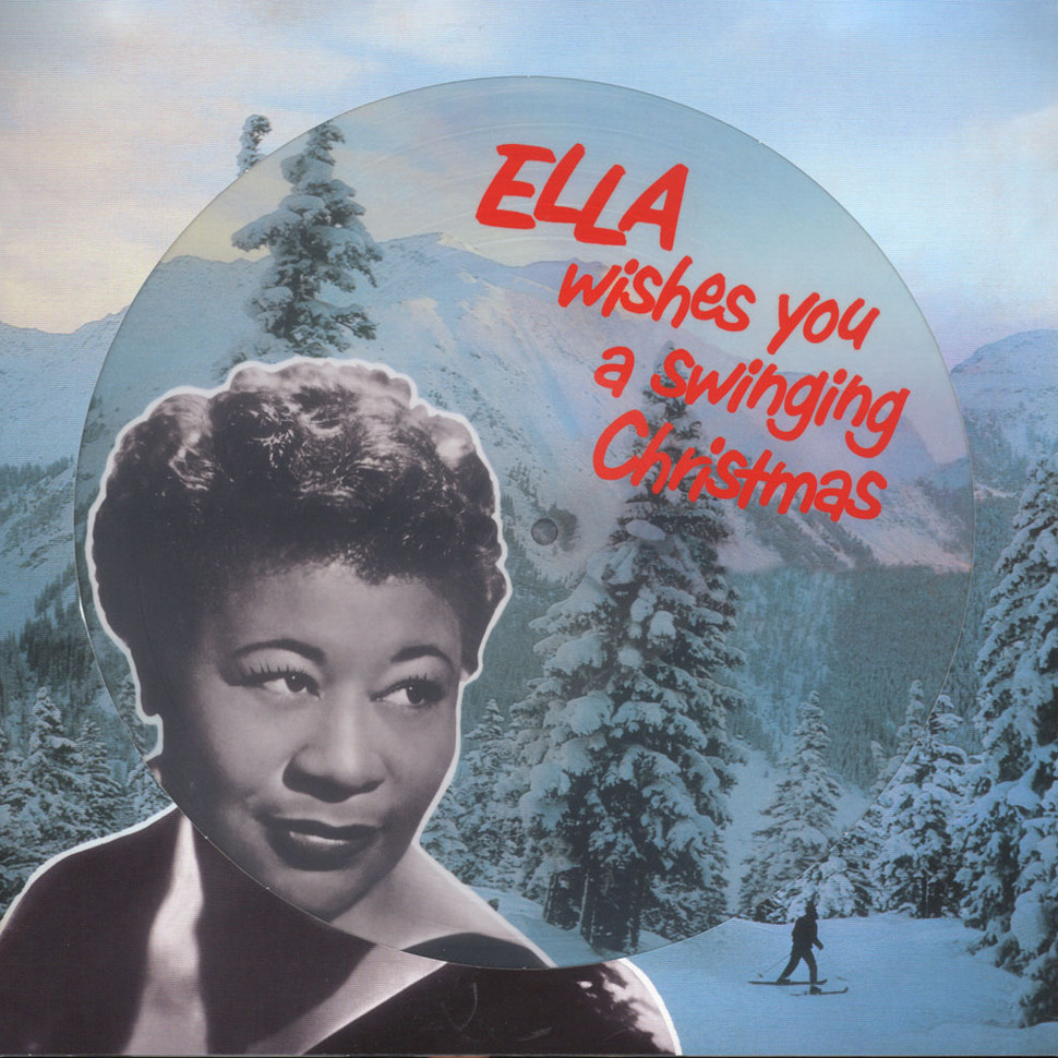 Ella Fitzgerald Ella Wishes You A Swinging Christmas