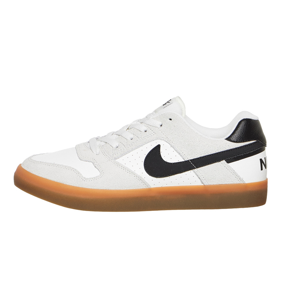 Nike Sb Delta Force Vulc Summit White Black Gum