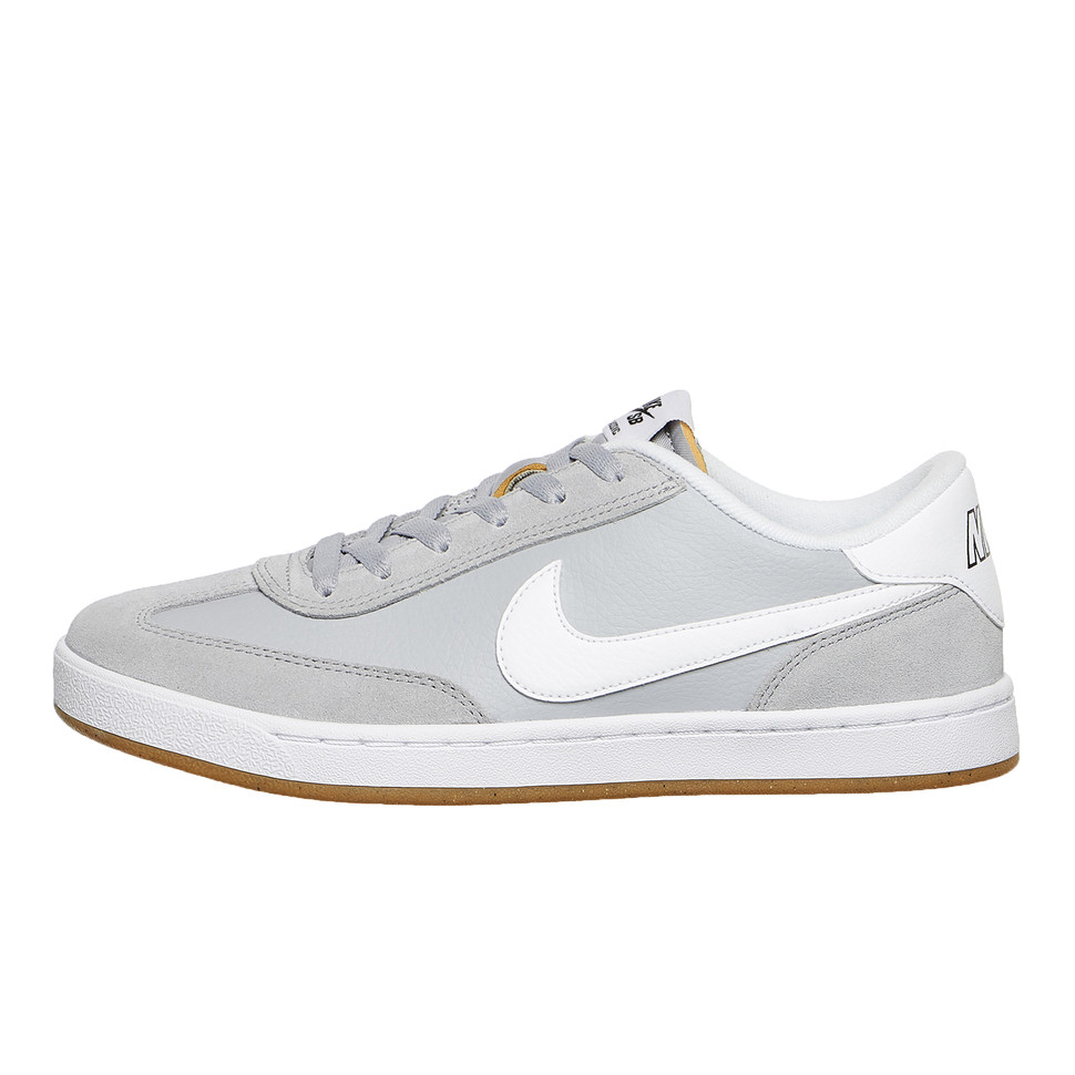140a6b9008a Nike SB - FC Classic (Wolf Grey   White   Black   Gum Light Brown)