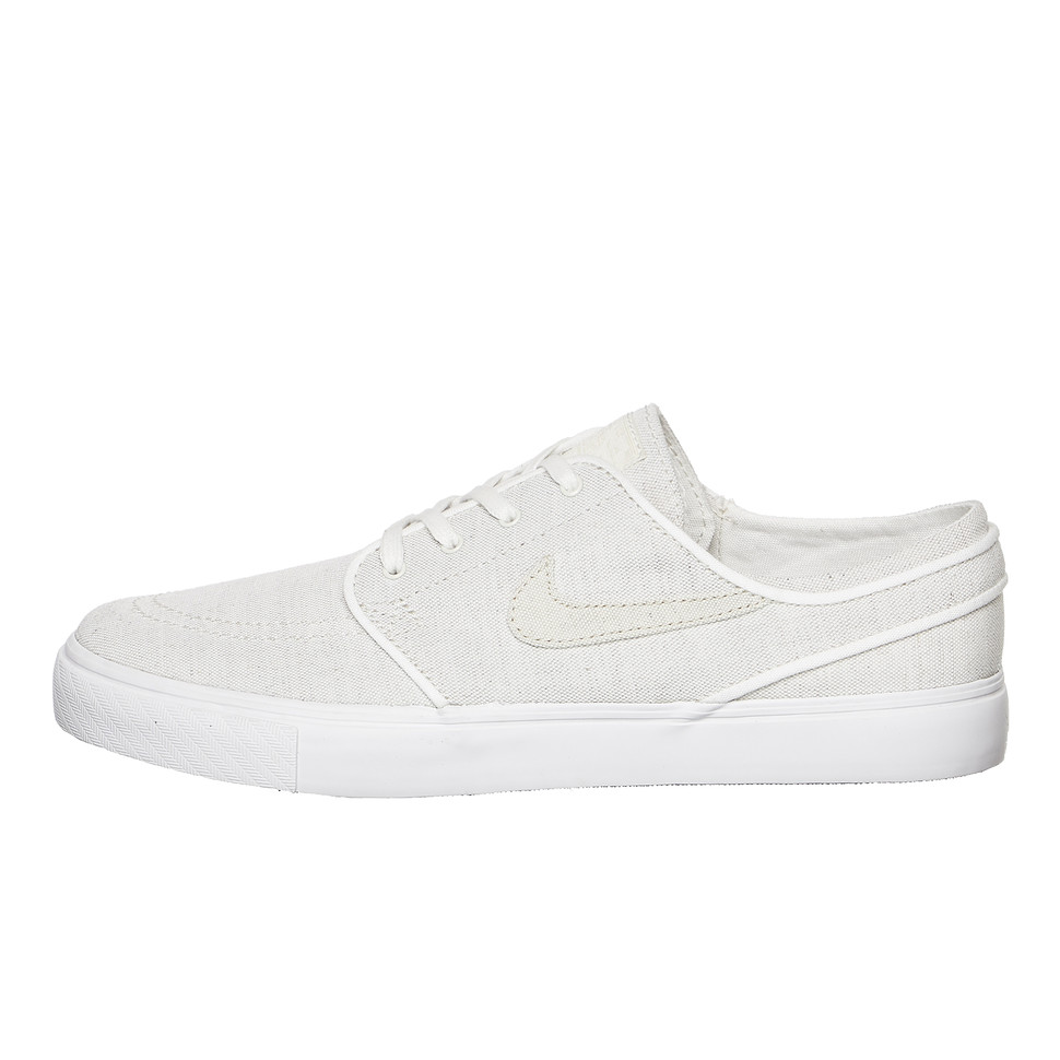 7a9f1f82dad Nike SB - Zoom Stefan Janoski Canvas Deconstructed (Sail   Fossil   Vintage  Coral   Laser Orange)