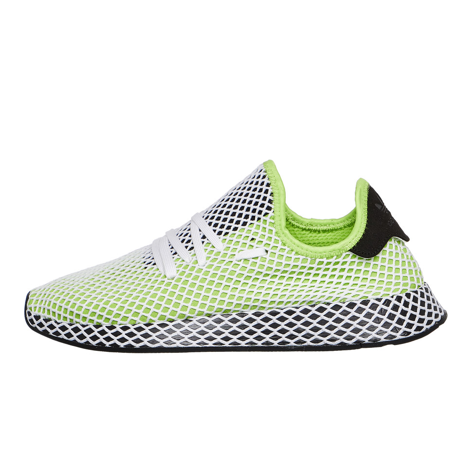 competitive price 750b2 07a58 adidas. Deerupt Runner (Semi Solar Slime  Core ...