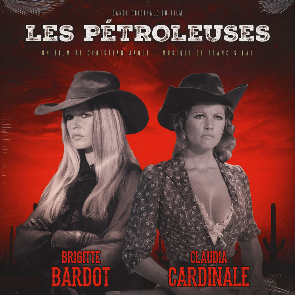 Francis Lai Ost Les Petroleuses Vinyl Lp 2018 Uk