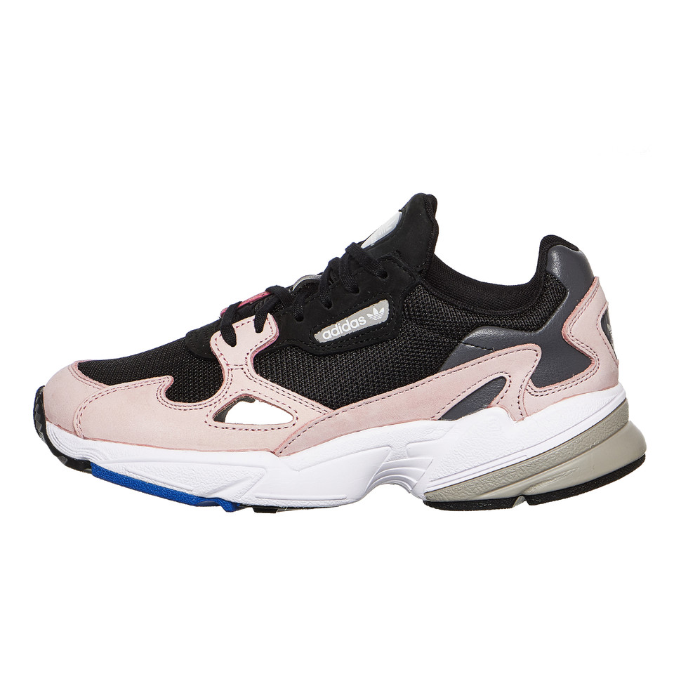 low priced 1325d 78aa6 Adidas Falcon W Core Black Light Pink Hhv