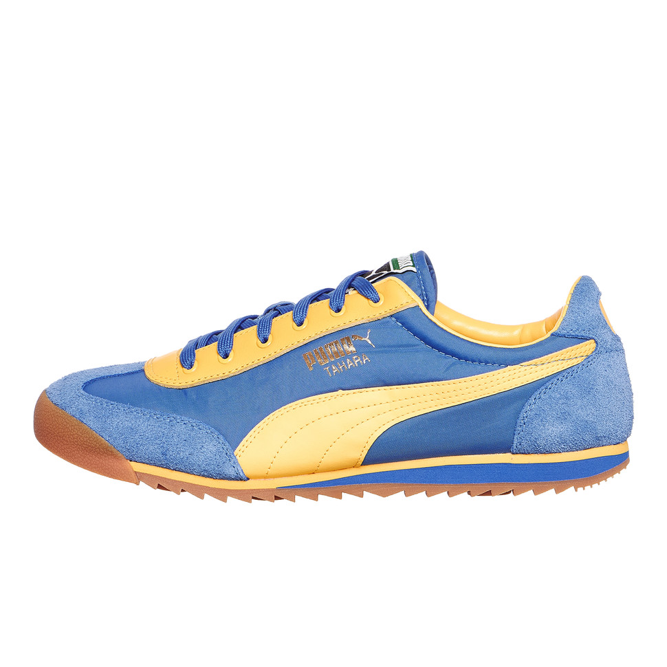 16e9b7500dea Puma - Tahara OG (Strong Blue   Spectra Yellow)