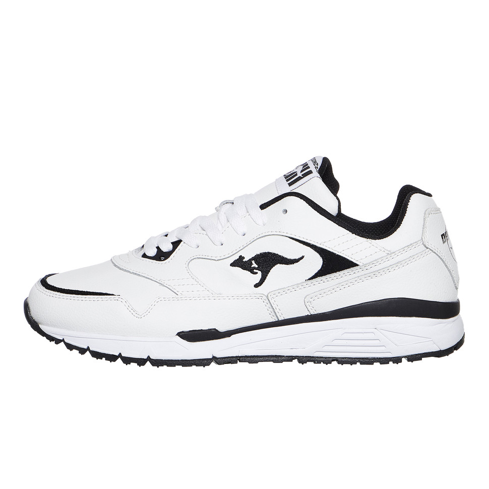 972a7b33 KangaROOS - Ultimate (White / Jet Black) | HHV