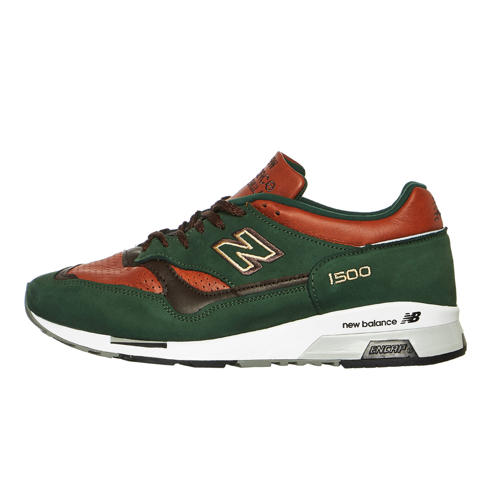 great fit 4c7d5 b67dc New Balance - M1500 GT Made in UK (Dark Green)   HHV