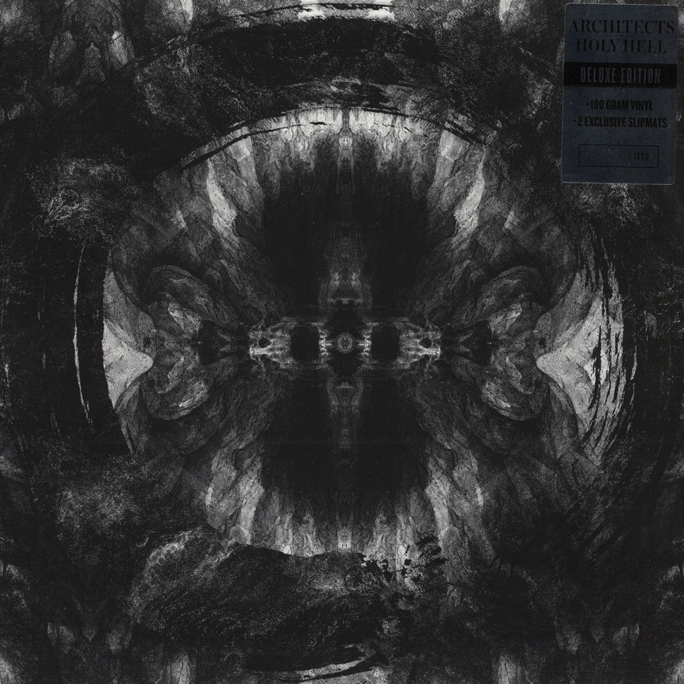 Architects Holy Hell Special Edition Vinyl 2lp 2018