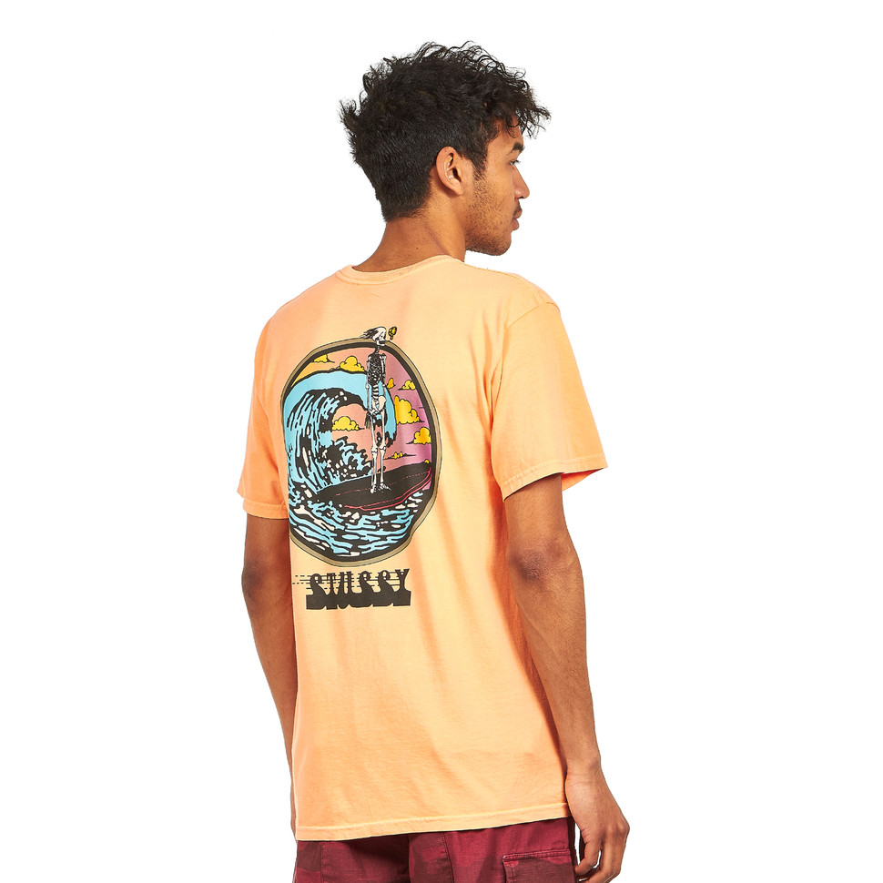 STÜSSY Dead Surf Pigment Dyed Tee