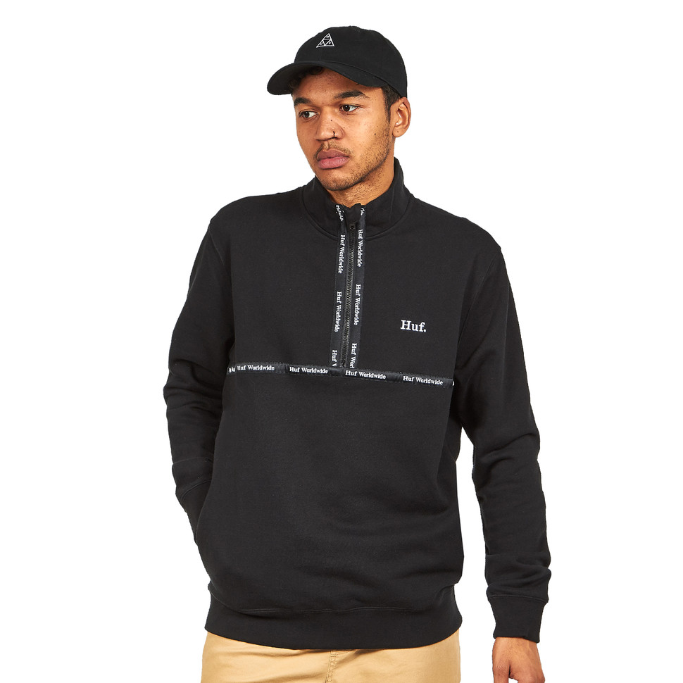 HUF Midtown 1/2 Zip Fleece