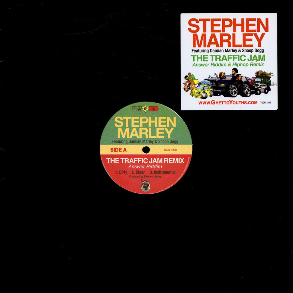 Stephen Marley - The Traffic Jam Remix