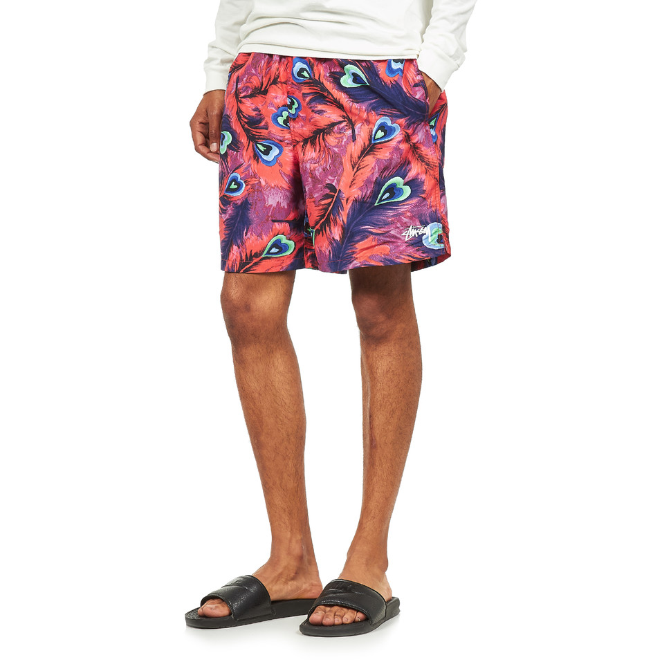 STÜSSY Peacock Water Short