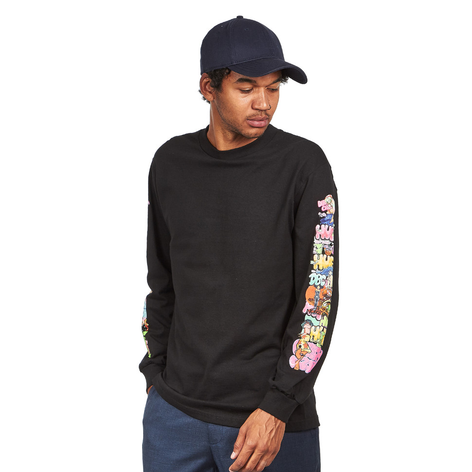HUF Bodé Was Here L/S Tee