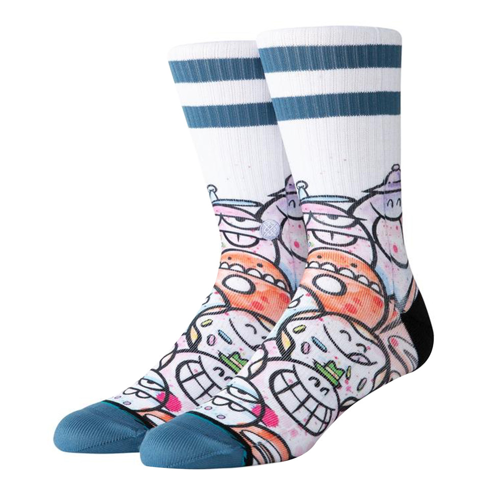 STANCE Why The Face Socks