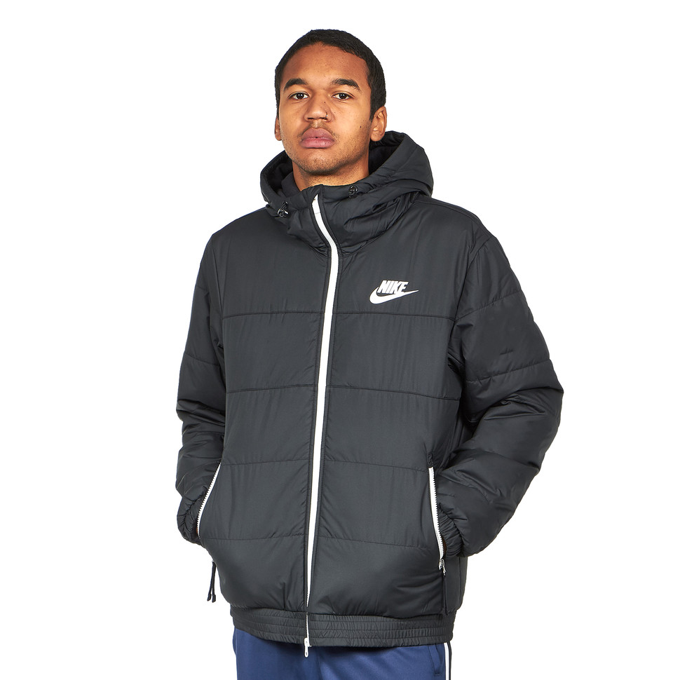 NIKE Synthetic Fill Hooded Jacket
